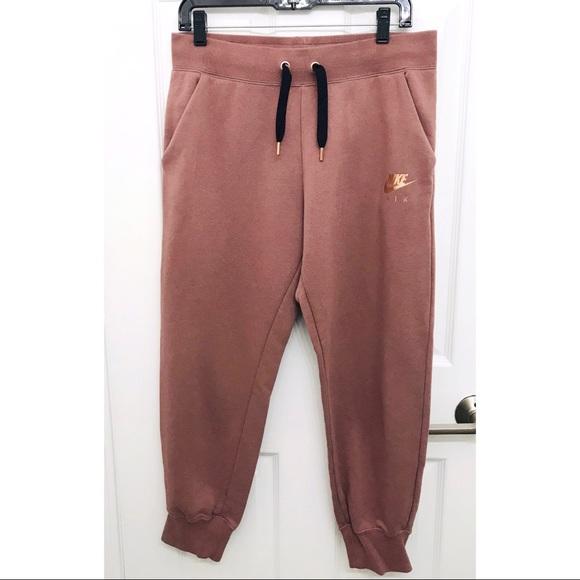 Nike Pants \u0026 Jumpsuits   Pink Joggers